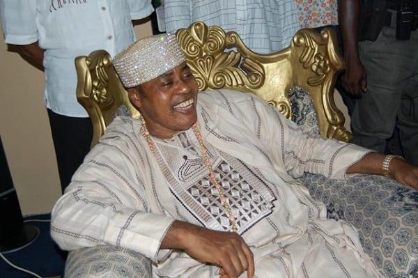 Frederick Obateru Akinruntan, le roi le plus riche du Nigeria