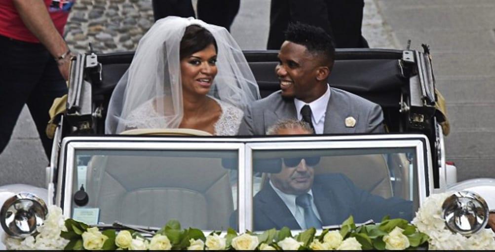 Mariage de Samuel et Georgette Eto'o: 1 an déjà! Les images de la cérémonie.