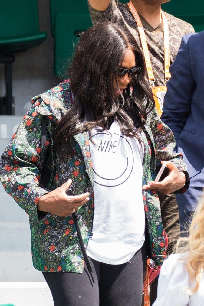Serena Williams : sa sœur Venus fait une révélation sur sa grossesse.