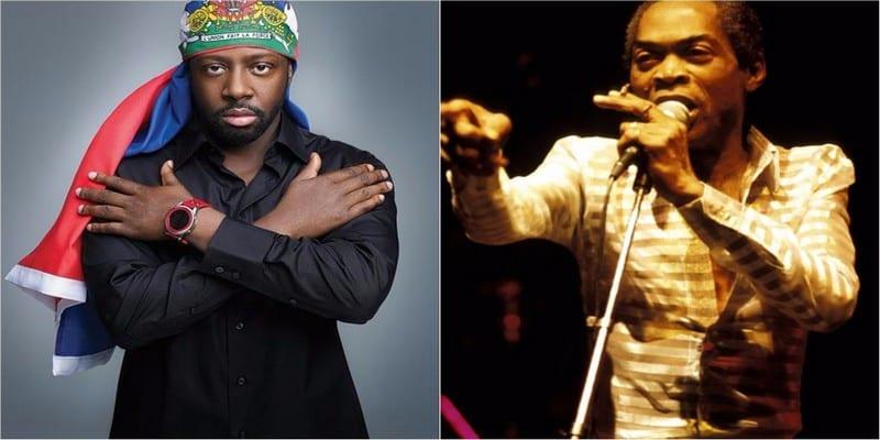 En guise d'hommage, Wyclef Jean nomme son nouvel single Fela