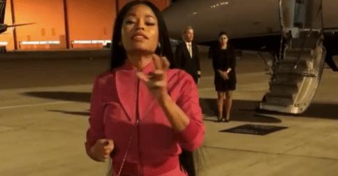 Vidéo: le Nicki Minaj Challenge, le nouveau buzz sur les réseaux sociaux