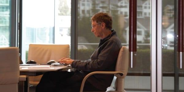 Bill Gates, l'homme le plus riche du monde explique son succès en 9 leçons