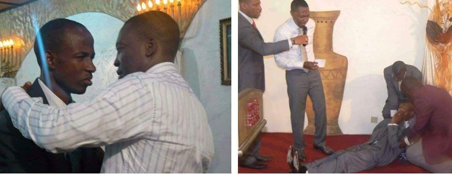 Les pasteurs Dieunedort Kamdem et Waffo choquent les internautes...photos