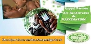 Inspiration: un ivoirien invente le carnet de vaccination électronique. Vidéo