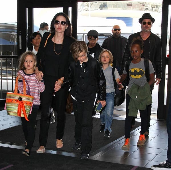 Angelina Jolie et Brad Pitt: leur divorce en suspens!