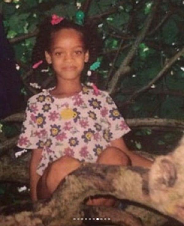Découvrez en photos la métamorphose de Rihanna