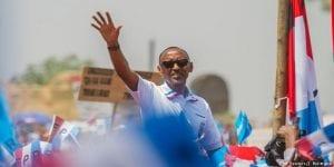 Rwanda - Élection présidentielle : Paul Kagame réélu pour un troisième mandat (photos)