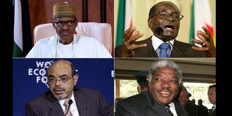« Seuls les dirigeants africains voyagent à l'étranger pour des soins de santé », dixit un ministre Sud-Africain (photo)