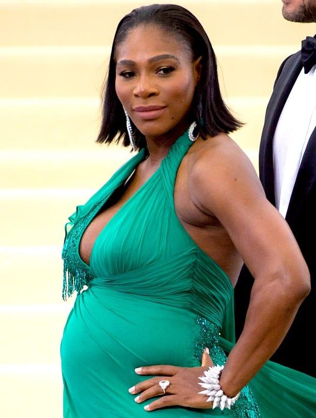 Serena Williams : effrayée par la douleur de l'accouchement, elle explique comment elle voudrait accoucher