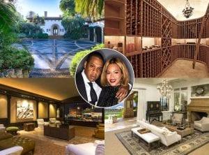 Jay Z et Beyoncé: le couple s'offre une immense villa avec des mûrs et fenêtres blindés (Photos)