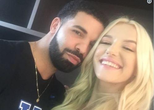Drake de nouveau en couple, découvrez l'heureuse élue...photo