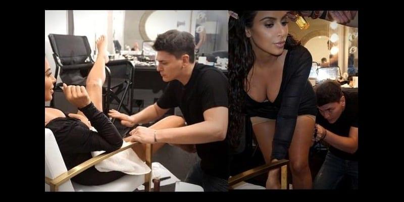 Le maquillage v ginal la nouvelle tendance inqui tante en - Comment faire le maquillage de kim kardashian ...