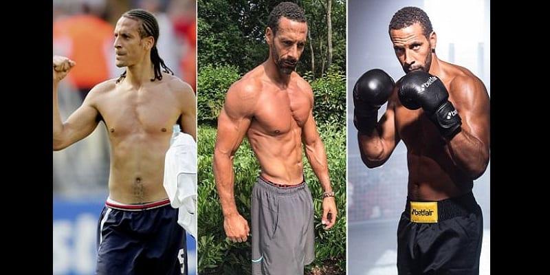 L'ancien footballeur Rio Ferdinand se lance dans la boxe. Découvrez son incroyable transformation (photos)