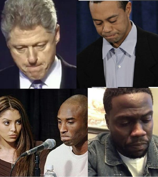 Mesdames, découvrez l'expression faciale officielle des hommes infidèles