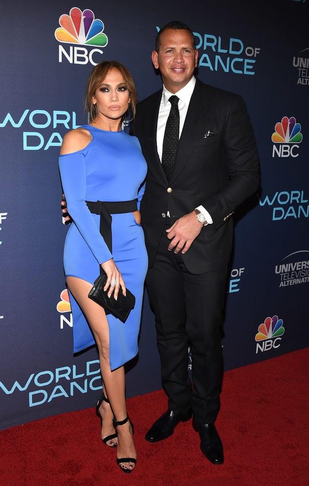 Jennifer Lopez révèle la particularité de sa vie amoureuse avec Alex Rodriguez