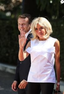 People : Brigitte Macron attire les regards pendant sa visite en Grèce