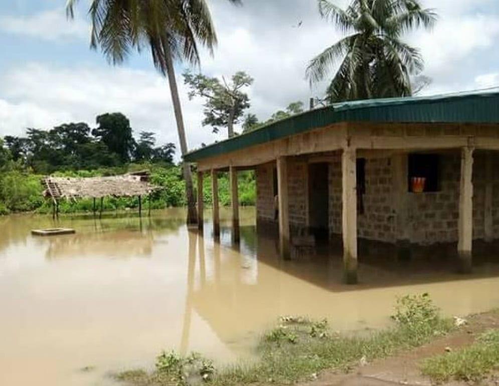 Côte d'Ivoire: des pluies diluviennes créent de graves inondations à Bangolo
