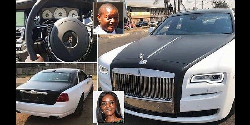 Zimbabwe : le fils aîné de Grace Mugabe suscite l'indignation en célébrant l'acquisition de deux limousines. (photos)