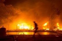 incendie californie 2017