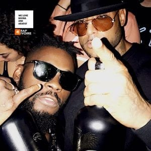Showbiz: DJ Arafat invité par Booba