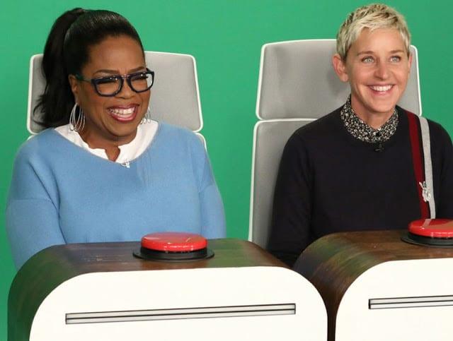 Oprah Winfrey visite une banque pour la première fois depuis 1988...