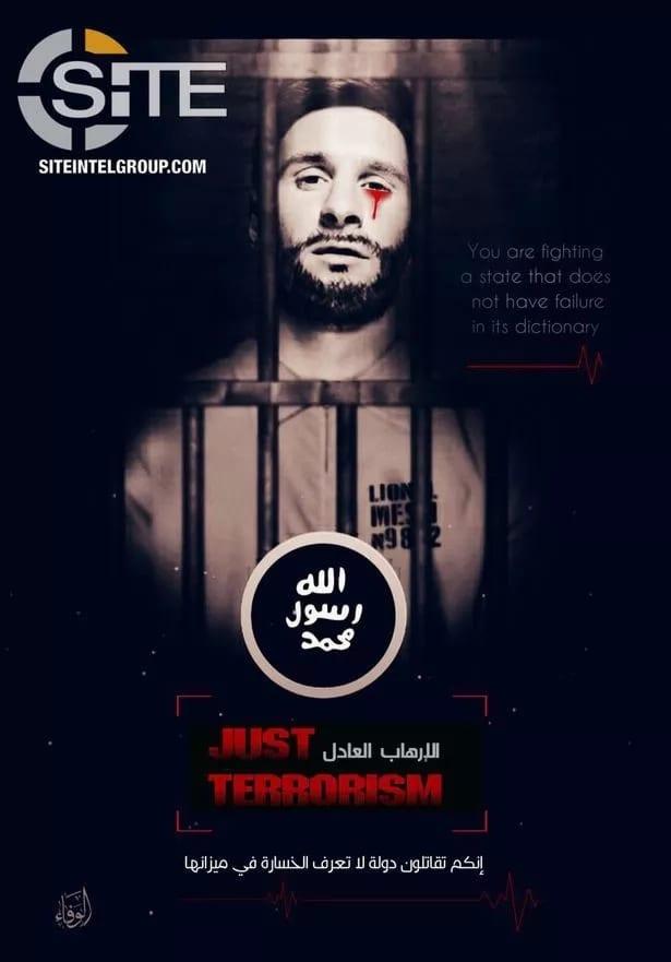 Mondial 2018 : Lionel Messi dans le viseur de l'Etat islamique ? (photos)