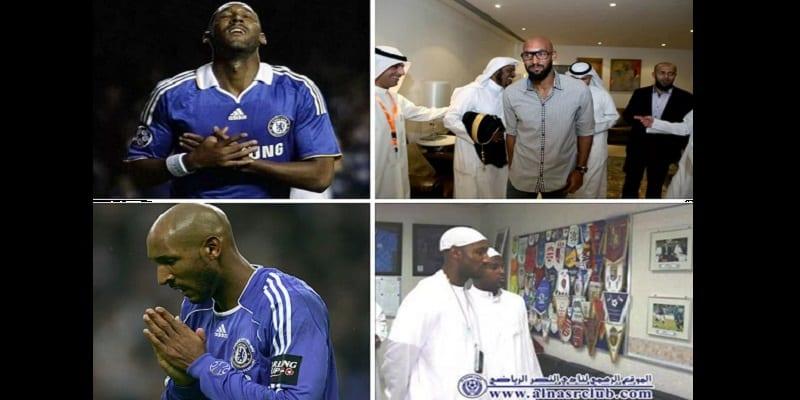 Découvrez 5 célèbres footballeurs qui se sont convertis à l'Islam (photos)