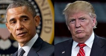 Barack-Obama-vs-Donald-Trump