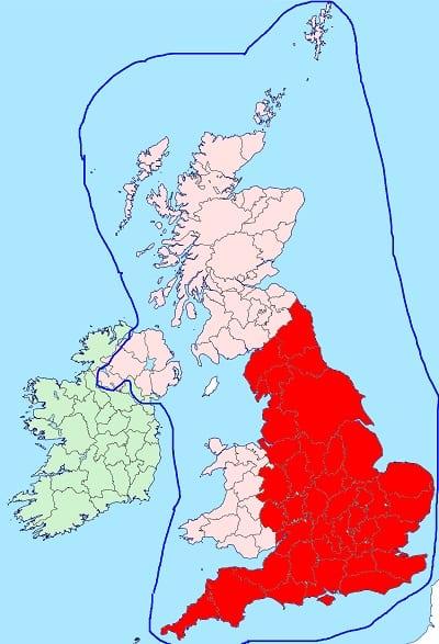 Culture générale: Angleterre, Royaume-Uni, Grande-Bretagne, quelle différence ?