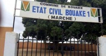 mairie Bouaké