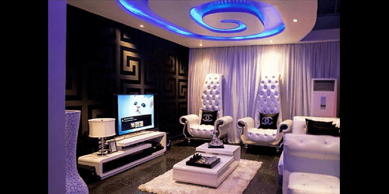 Nigeria découvrez les maisons de luxe les plus jolies appartenant