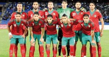 Maroc équipe