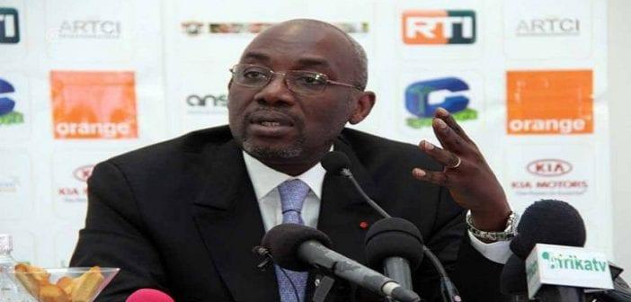 Côte d'Ivoire/Fif: Le président Sidy Diallo ne démissionnera pas