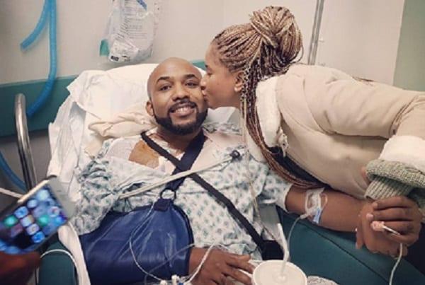 Banky W révèle comment il a survécu à un cancer de la peau (photos)