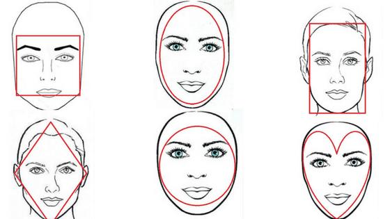 voici ce que r v le la forme de votre visages sur votre personnalit. Black Bedroom Furniture Sets. Home Design Ideas