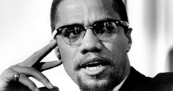 Image: FILE – 50 Years Since The Assassination Of Malcolm X