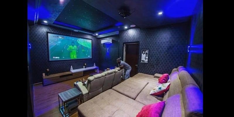 Nigeria: découvrez les maisons de luxe les plus jolies appartenant aux célébrités (photos)