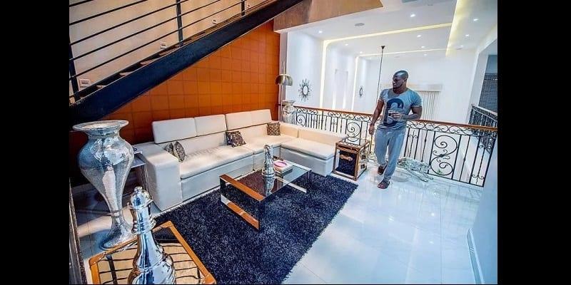 Nigeria découvrez les maisons de luxe les plus jolies appartenant aux célébrités photos