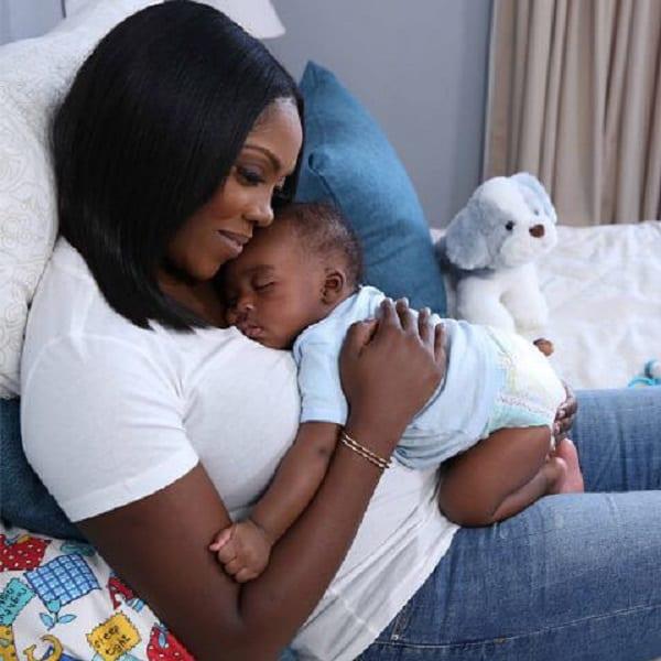 Tiwa Savage serait-elle enceinte de son deuxième enfant?