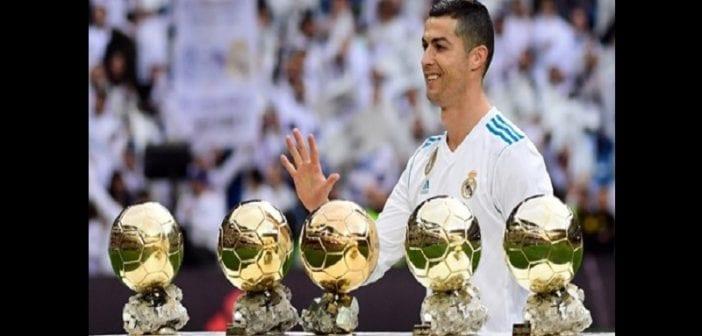 Cristiano Ronaldo: ''je suis le meilleur joueur de l'histoire''