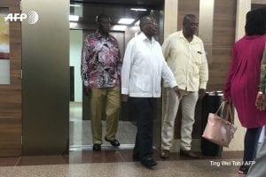 Robert Mugabe hospitalisé dans un hôpital à Singapour
