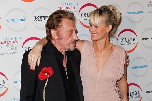 Johnny Hallyday: sa femme explique comment elle a supporté et accepté ses infidélités