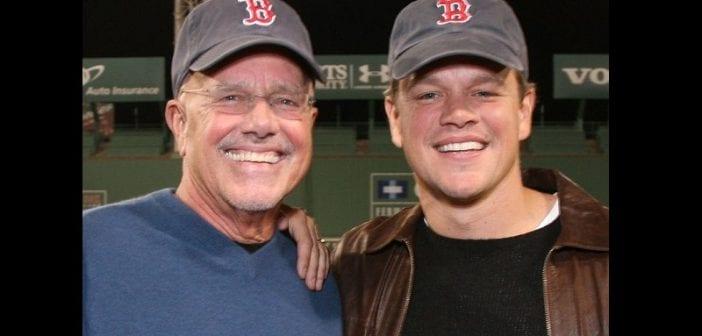 People: l'acteur américain Matt Damon est en deuil