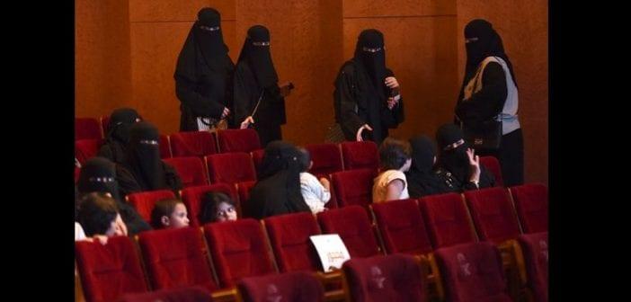 Arabie Saoudite: le gouvernement lève l'interdiction des salles de cinéma après 35 ans