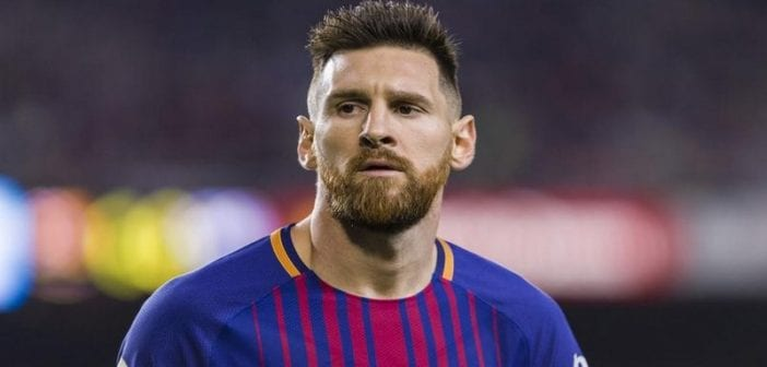 FOOTBALL : FC Barcelone vs Malaga – Liga – 21/10/2017