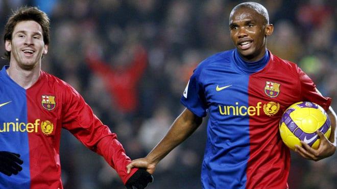 Ballon d'Or 2017: Samuel Eto'o fait son choix entre Messi et Ronaldo