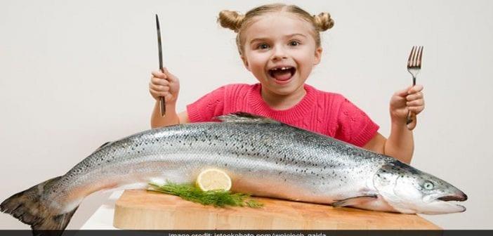 Sant vous devez donner du poisson votre enfant selon for Donner poisson