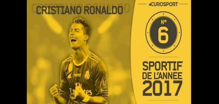 Cristiano Ronaldo décroche un nouveau titre européen