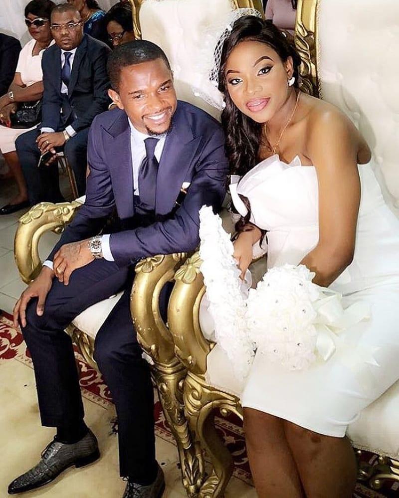 Cameroun: Retour en images sur le mariage de David Eto'o