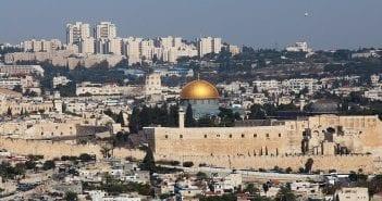 jerusalem VS Palestine